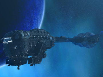 Event Horizon Serienadaption Amazon