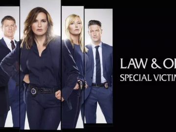Law and Order: SVU Staffel 20