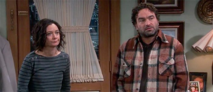 Johnny Galecki The Conners Staffel 2