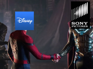 Spider-Man MCU Disney Sony