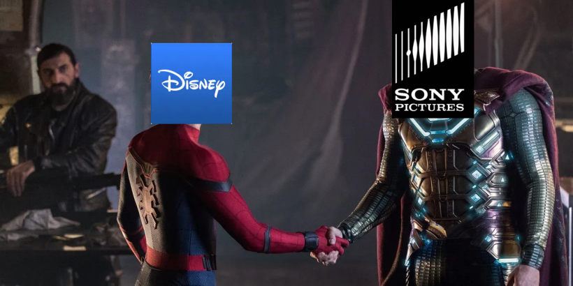 Spider-Man MCU Disney Sony