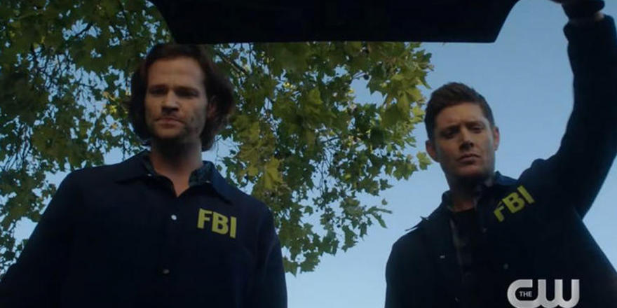 Supernatural Staffel 15 Teaser Trailer