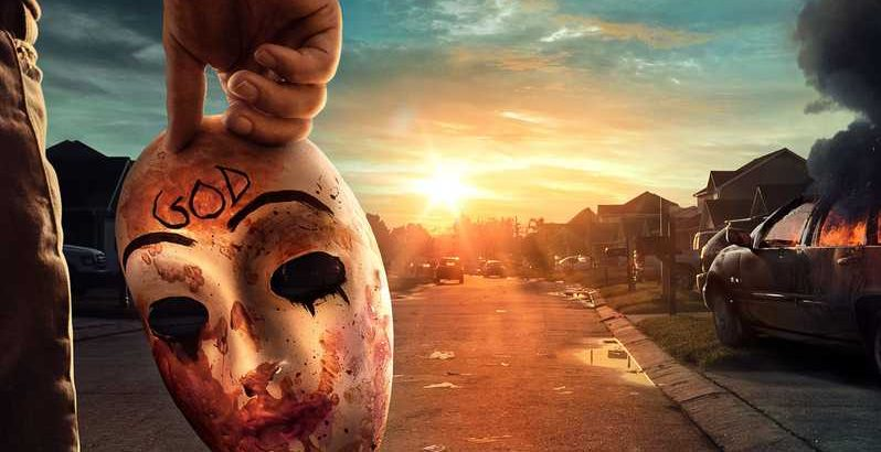 The Purge Staffel 2 Trailer Poster
