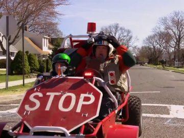 Kevin James The Crew Netflix