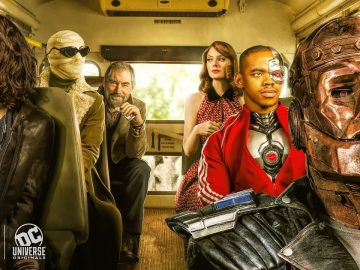 Doom Patrol Amazon Prime Video