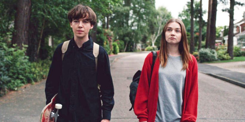 The End of the F***ing World Staffel 2 November
