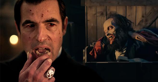 Dracula BBC One Teaser Trailer