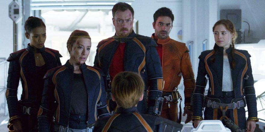 Lost in Space Staffel 2 Teaser-Trailer Netflix