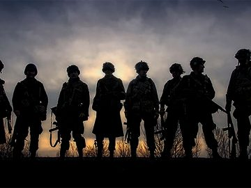Band of Brothers Nachfolger Masters of the Air