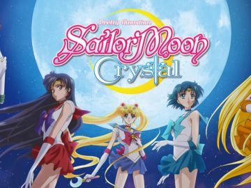 Sailor Moon Crystal Sixx November