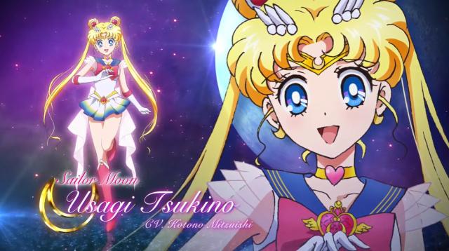 Sailor Moon Eternal Kinofilm