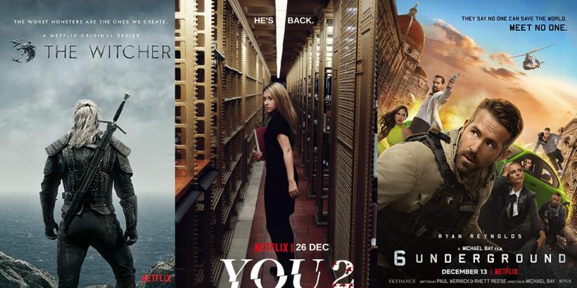 Netflix Dezember 2019