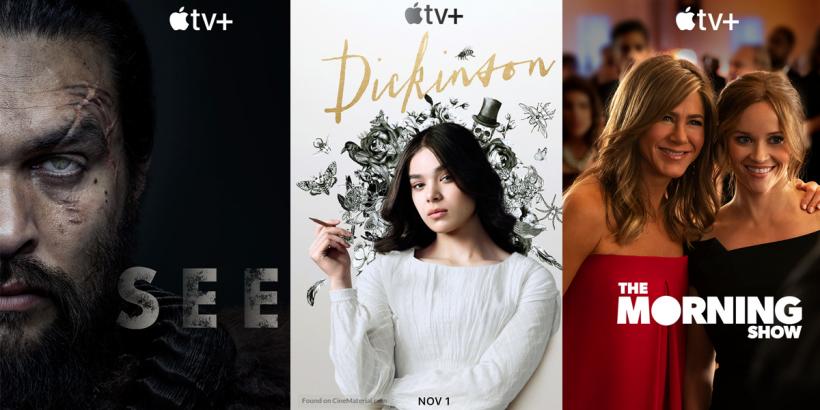 Apple tv+ november 2019