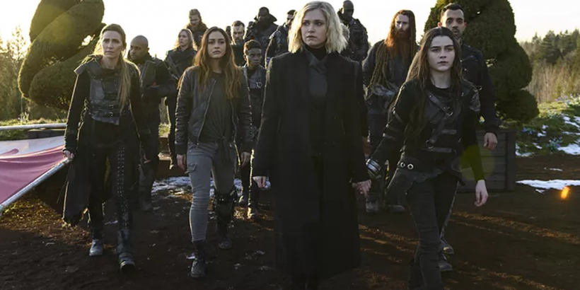 Sixx The 100 Staffel 5