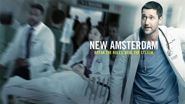 New Amsterdam Staffel 2 TV Now Februar
