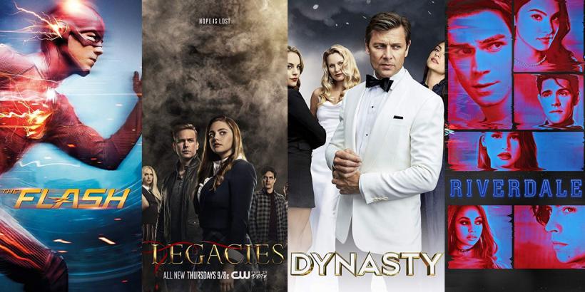 The CW verlängerte Serien 2020-21