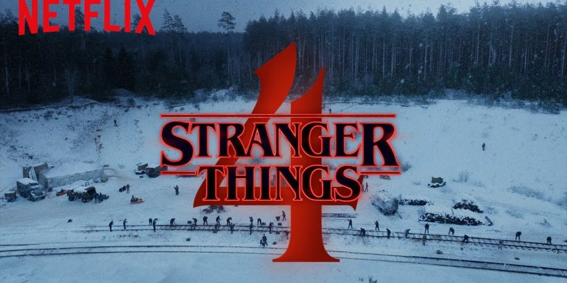Stranger Things Staffel 4 Teaser Netflix