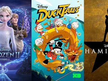 Disney+ Juli 2020