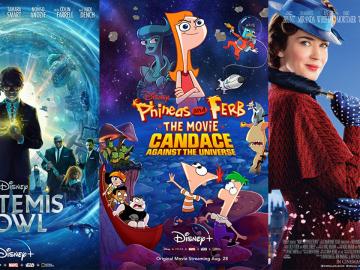 Disney+ August 2020