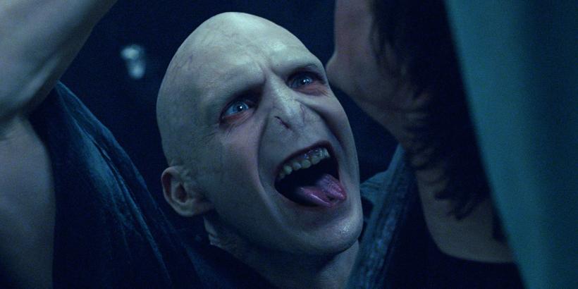 Harry Potter verstörend