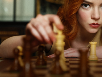 The queens gambit netflix zuschauerrekord