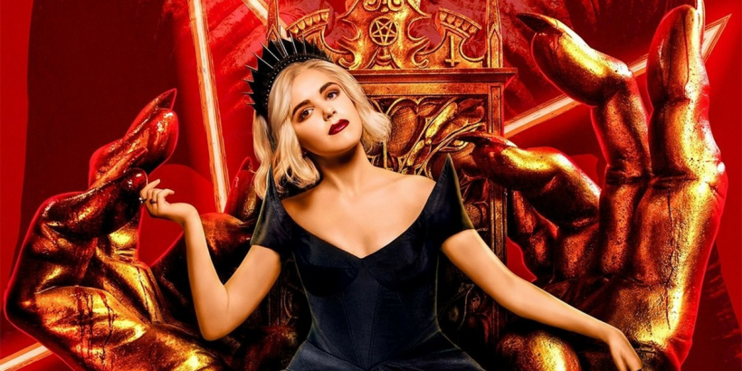 Chilling adventures of sabrina part 4 trailer