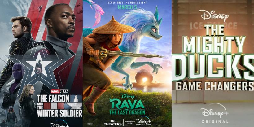 Disney+ März 2021