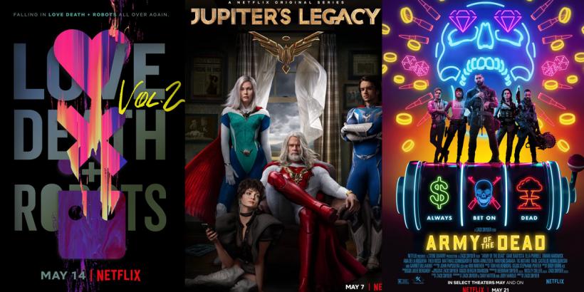 Netflix Mai 2021