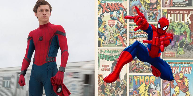 Spider-Man verstörende Fakten