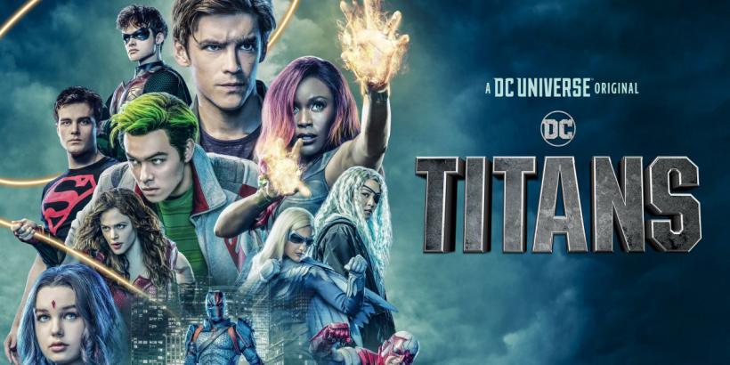 Titans Staffel 3 teaser trailer startdatum