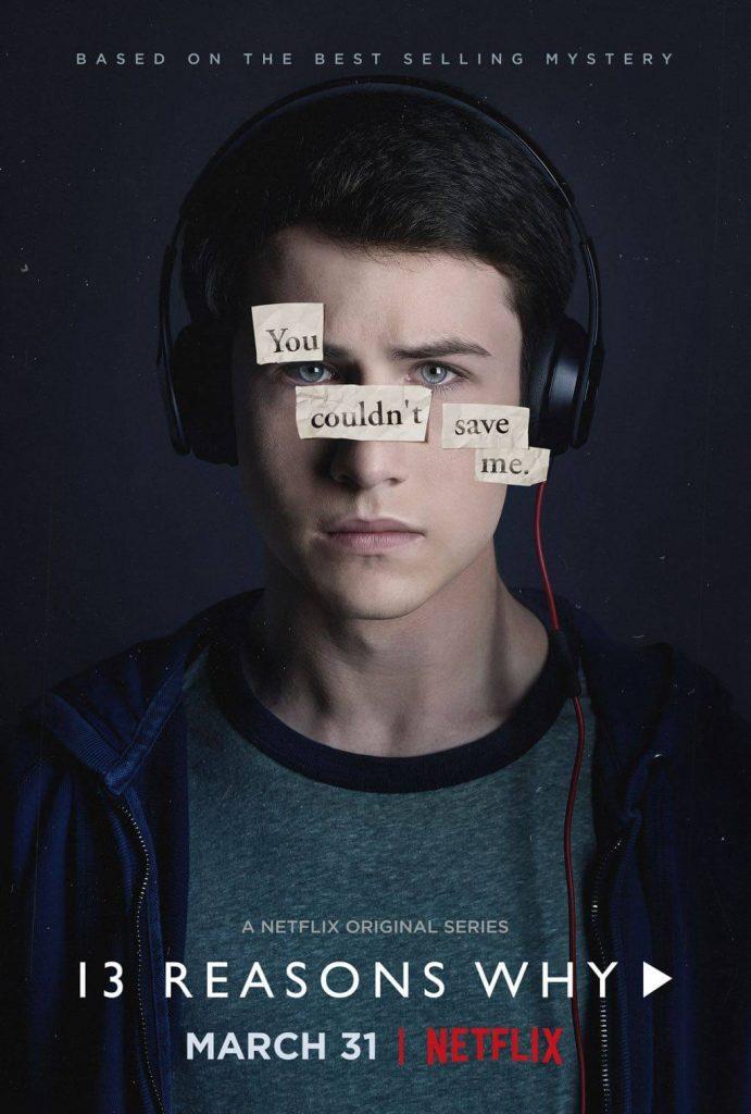 Tote Mädchen Lügen nicht 13 Reason Why Poster