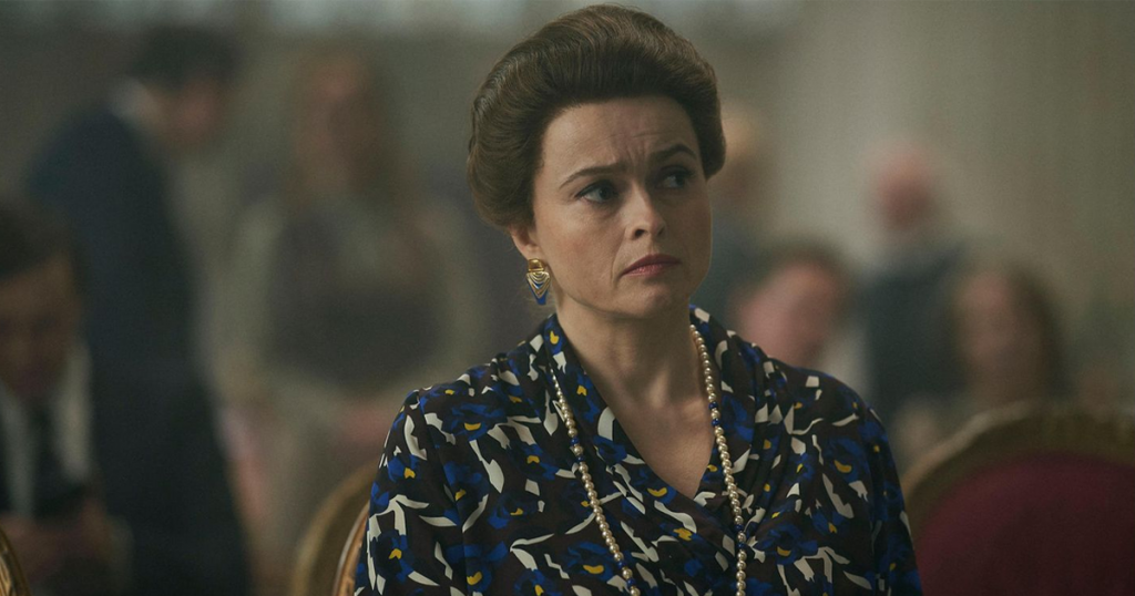Prinzessin Margaret (Helena Bonham-Carter)