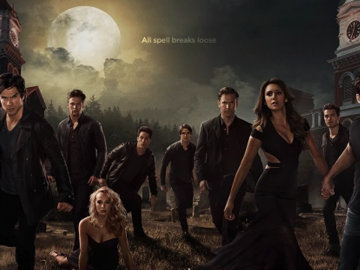 The Vampire Diaries Fakten