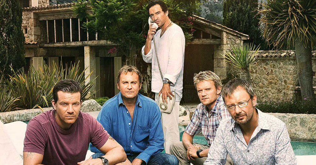 mad dogs Amazon Flop Serien