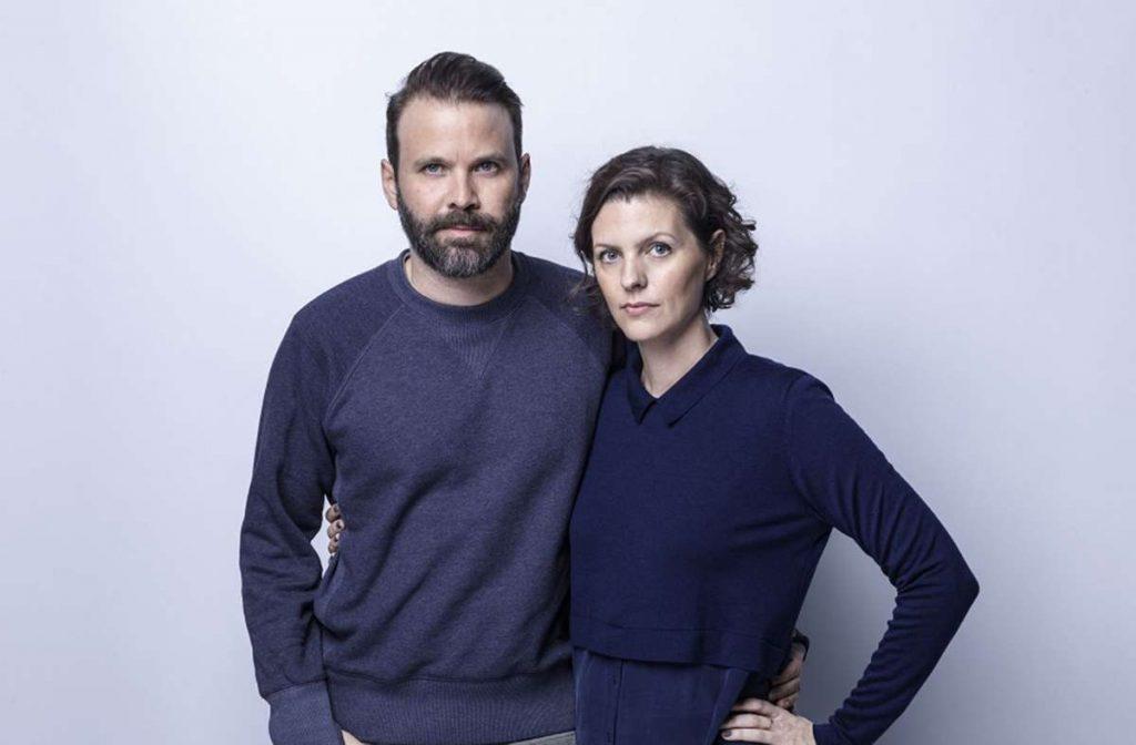 Baran bo Odar und  Jantje Friese - Macher der Netflix-Serie Dark