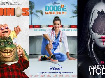 Disney+ September 2021