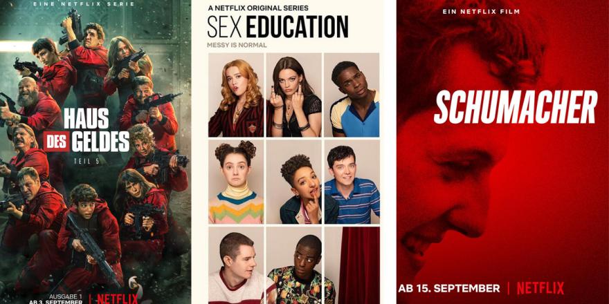 Netflix September 2021